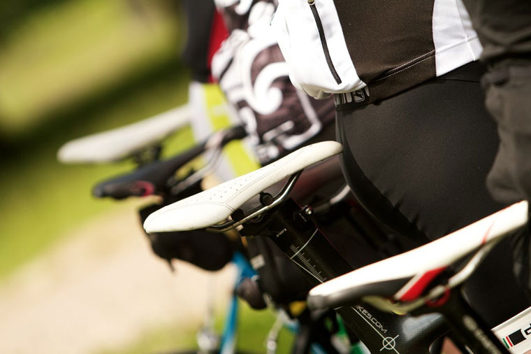 How to choose a women's saddle