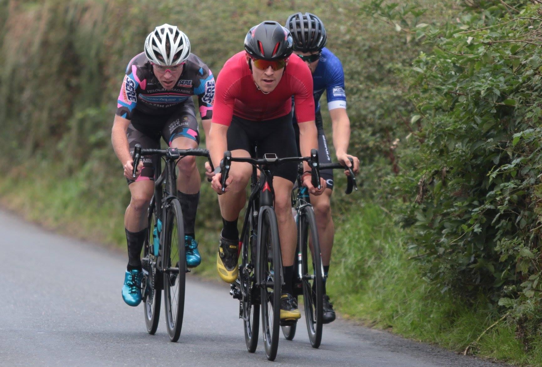 Chris McGlinchey Vitus Tour de Yorkshire