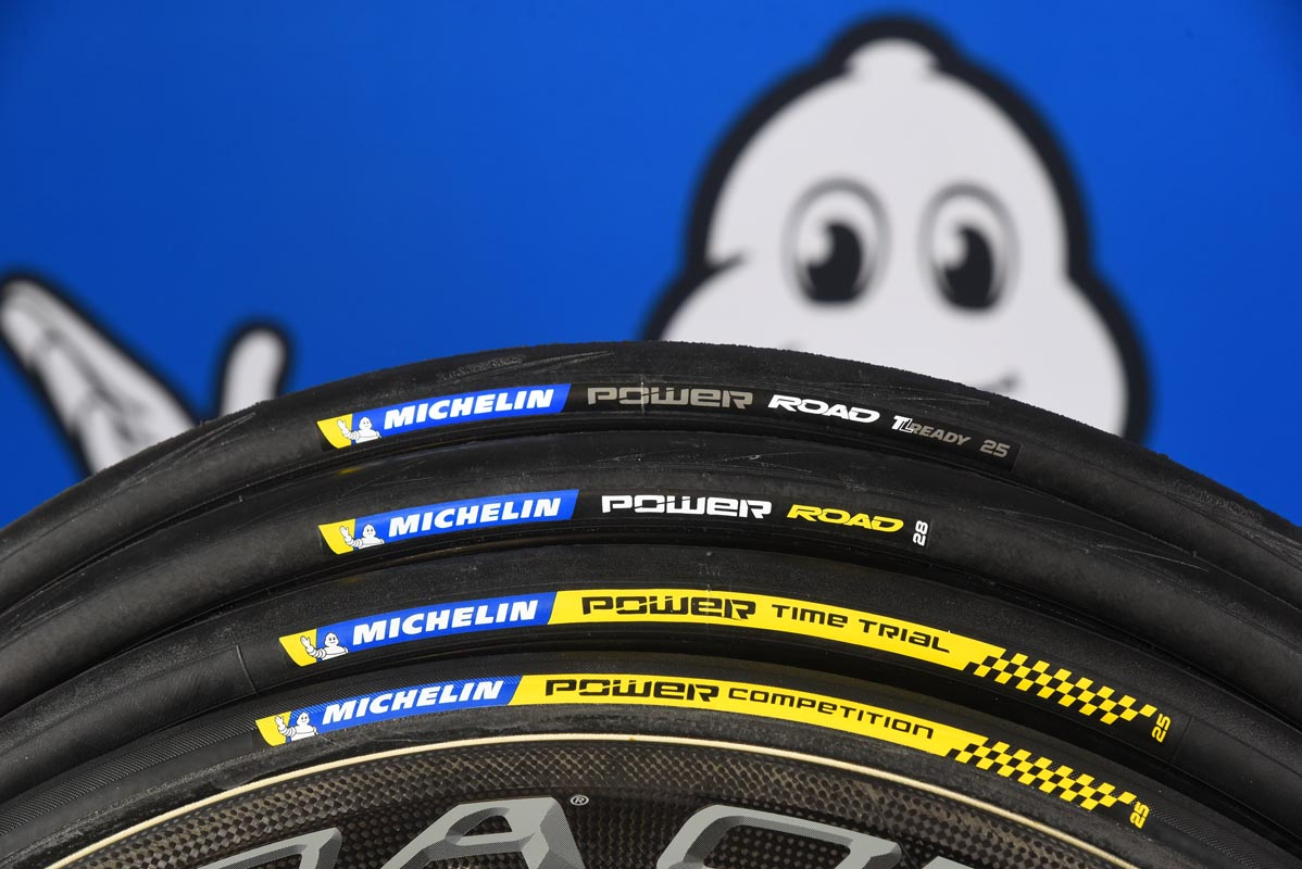 Michelin Power Road tyres
