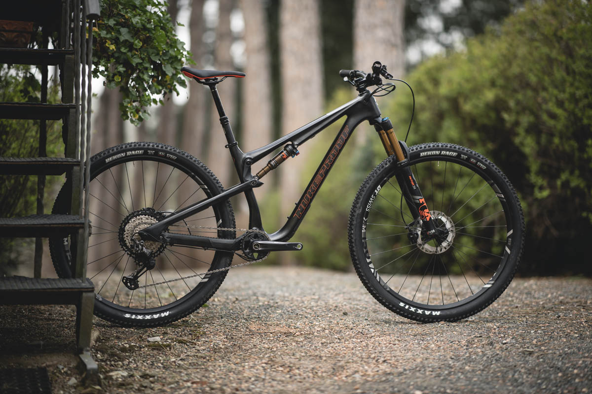 Nukeproof Reactor mountain bike