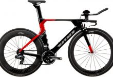 Vitus Chrono TT bike