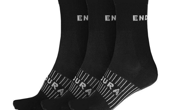 Endura COOLMAX® Race Socks (3-Pack) SS20
