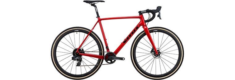 Vitus Energie CRX eTap Cyclocross Bike (Force)
