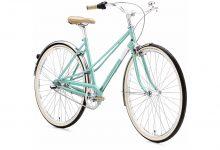 Ladies city bike