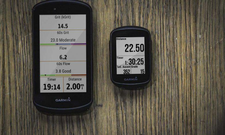 Garmin Edge cycling computers
