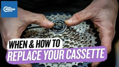 How to replace your cassette