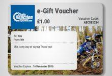 CRC Gift voucher