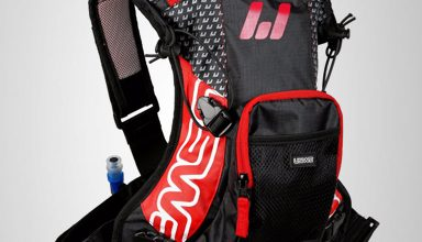 Hydration pack for cycling