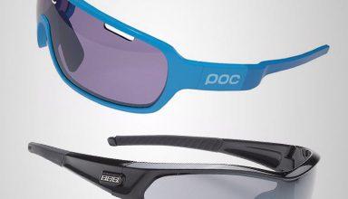 Cycling glasses