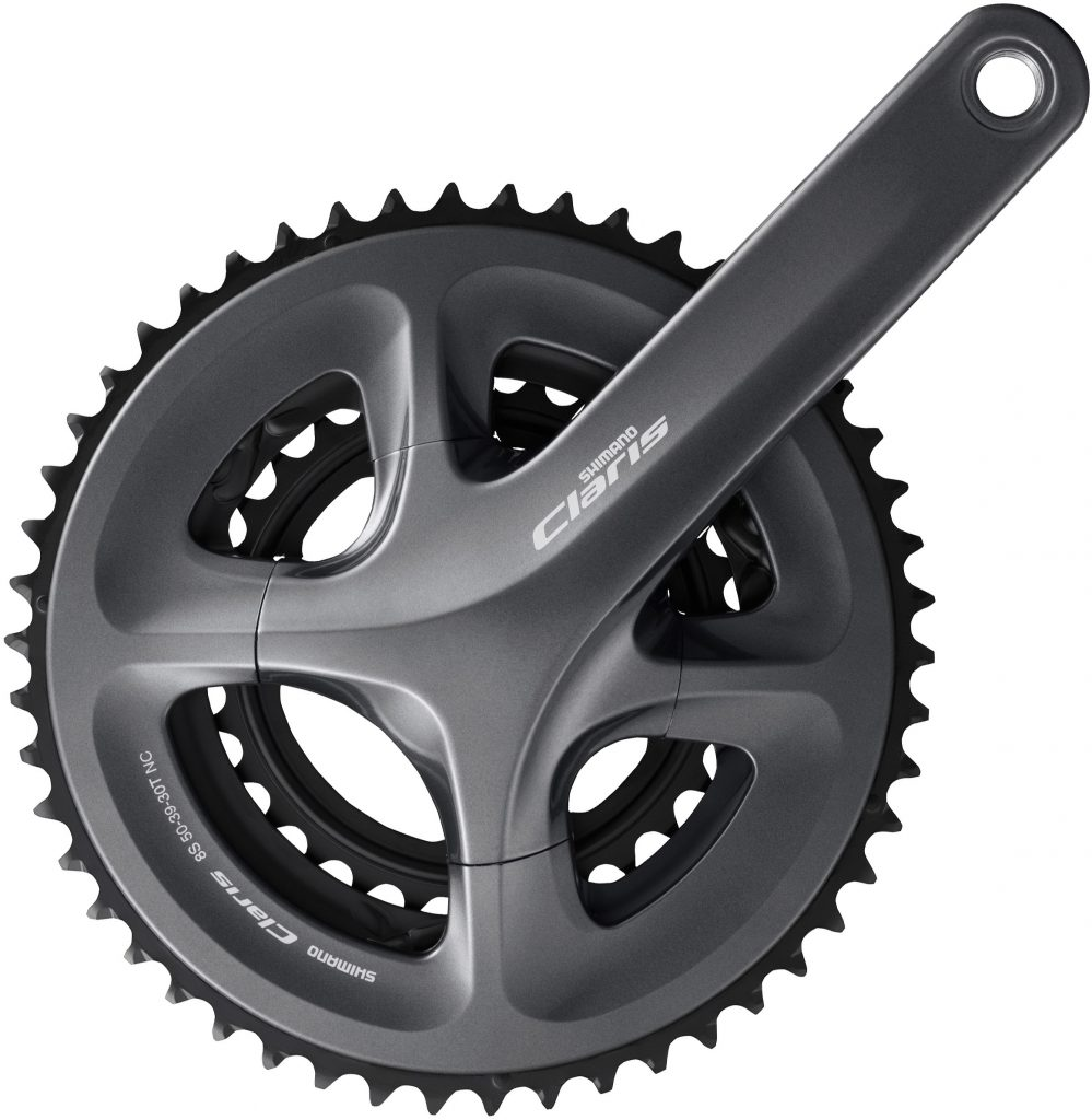 Shimano-Claris-R2000-8-Speed-Triple-Chainset