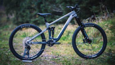 Vitus Escarpe 27 CR full suspension mountain bike