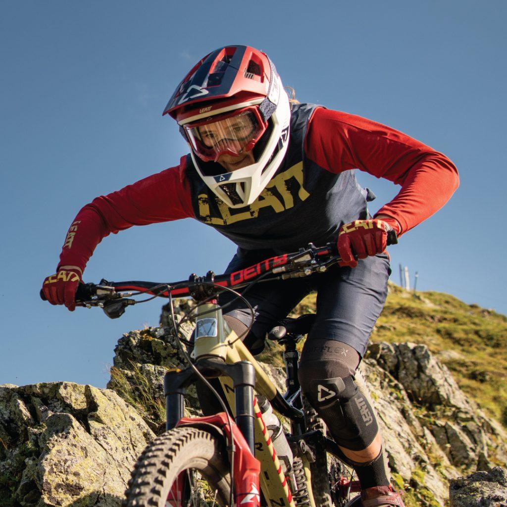 First Look: Leatt 2021 Mountain Bike Helmets