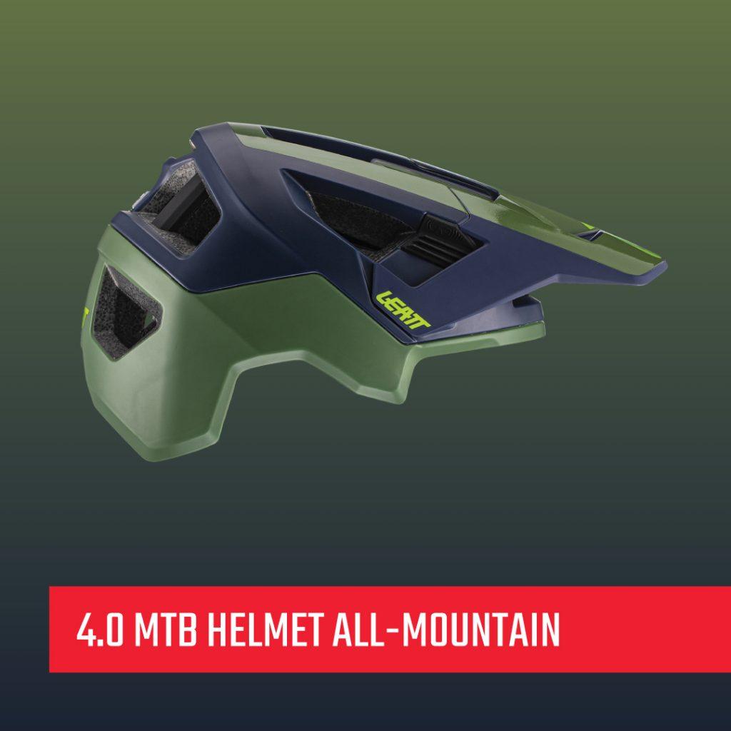 Leatt 4.0 helmet all-mountain version