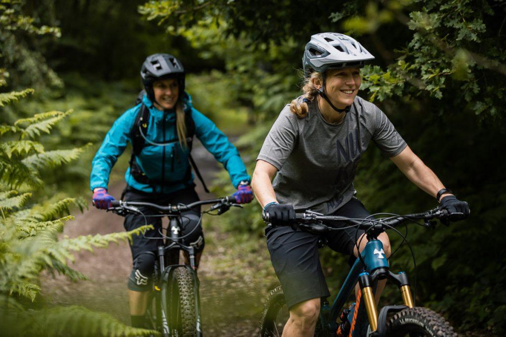 Trail riding fun!