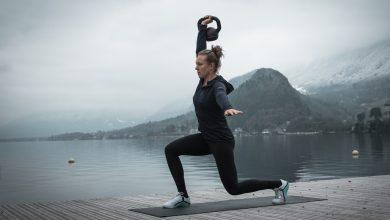 KB workout routine