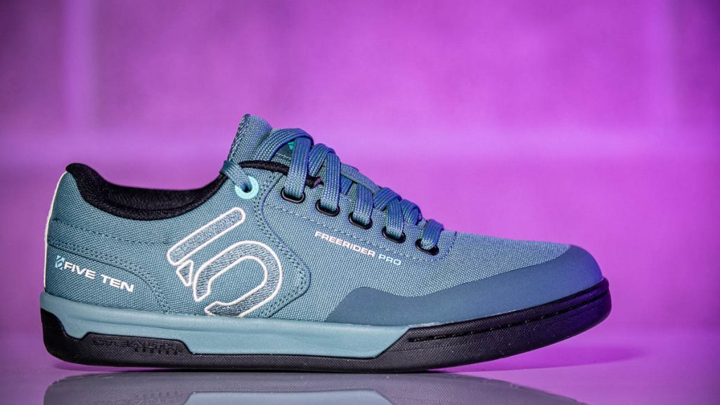 Five Ten Womens Freerider Primeblue MTB Shoes 2021 made from recycled plastic