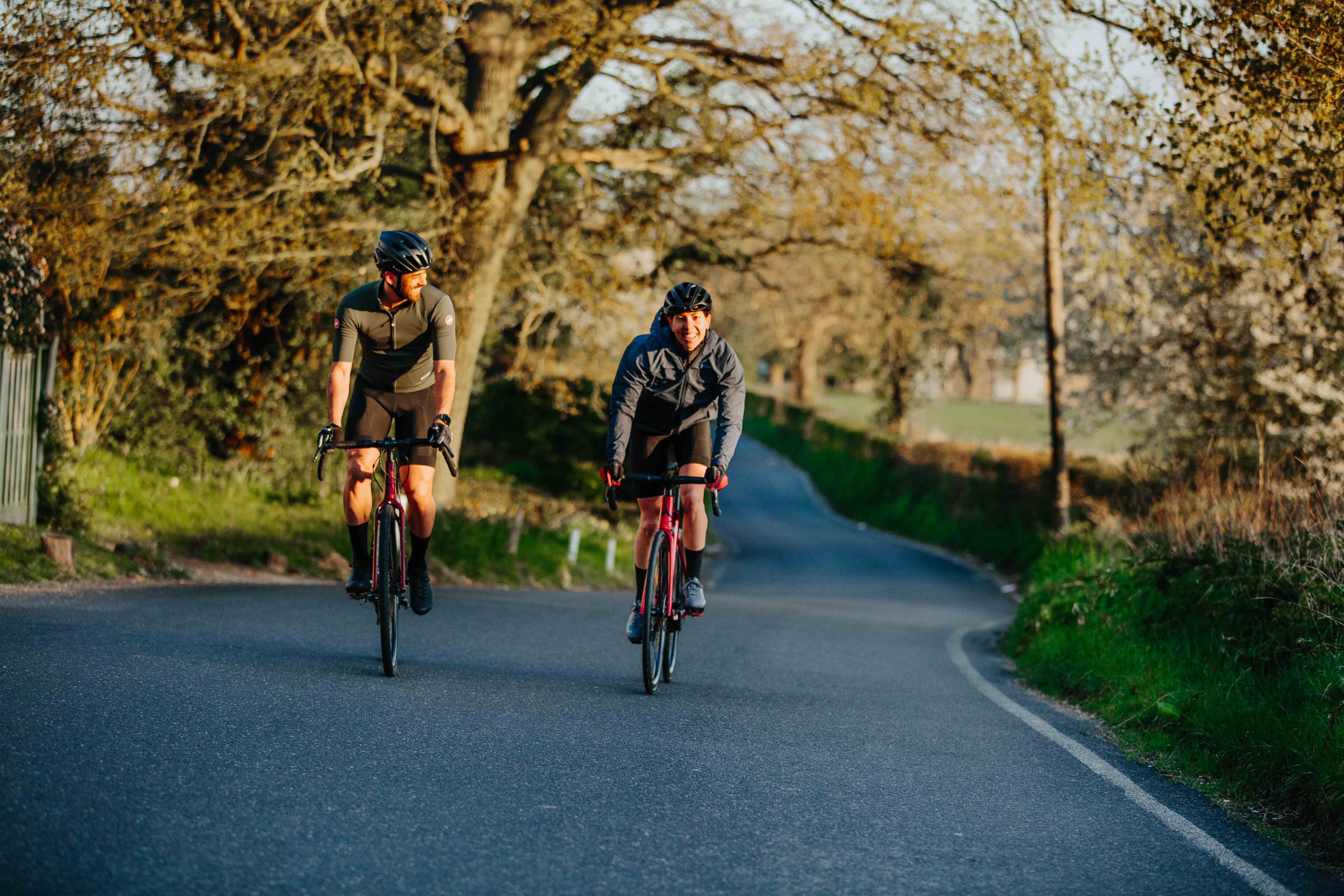 Plan your first road bike ride