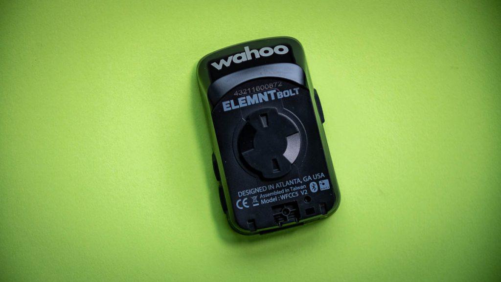 First Look: Wahoo Elemnt Bolt