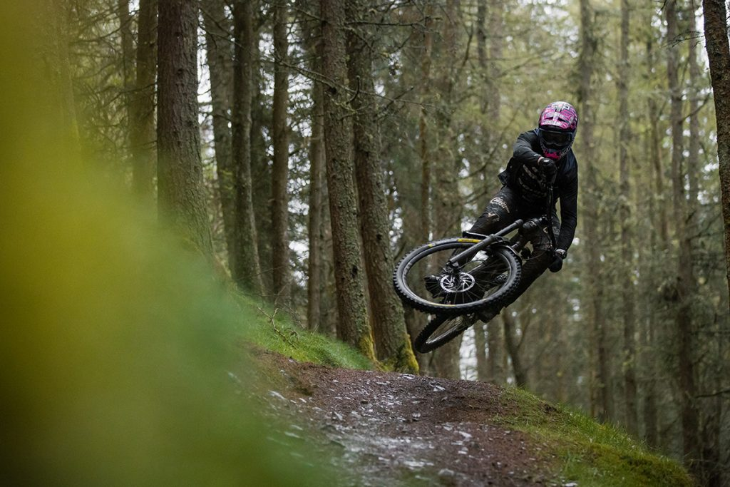 Team CRC test camp action from Scotland (pic by Laurence Crossman-Emms)