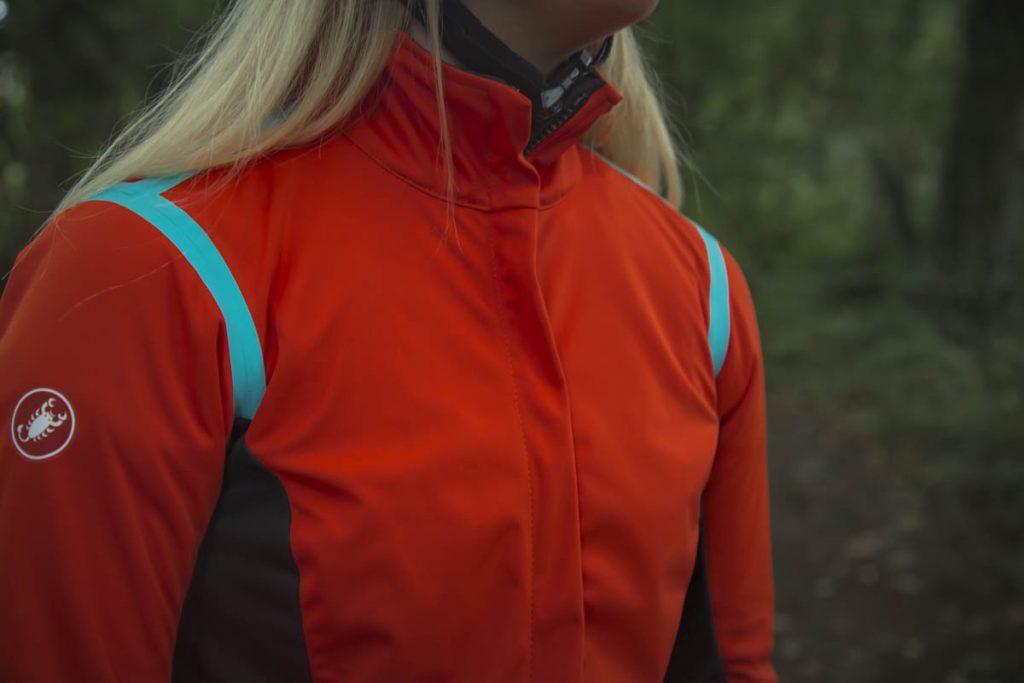 The Castelli Alpha RoS 2 jacket