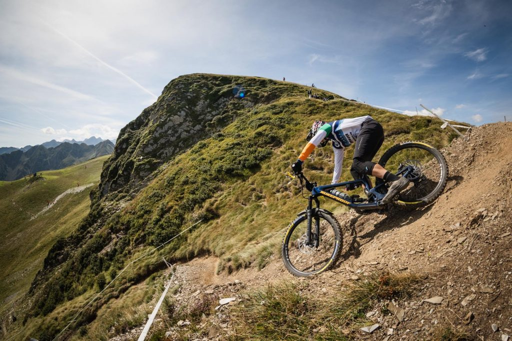 Team CRC at the Loudenvielle Enduro World Series [Images by Kike Abelleira]