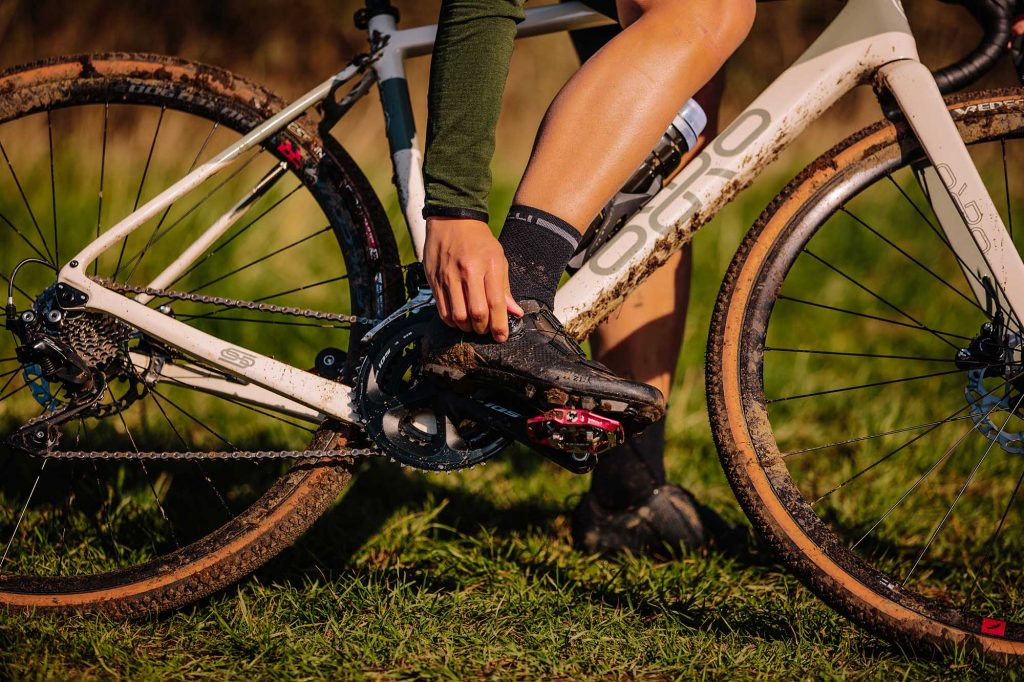 Gravel bike tyre choice is crucial