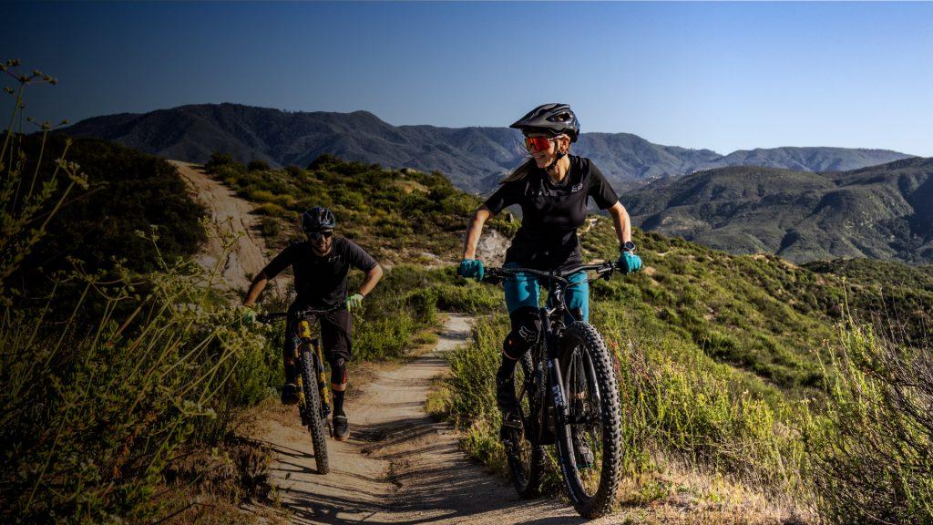 Pirelli mountain bike and road bike tyres
