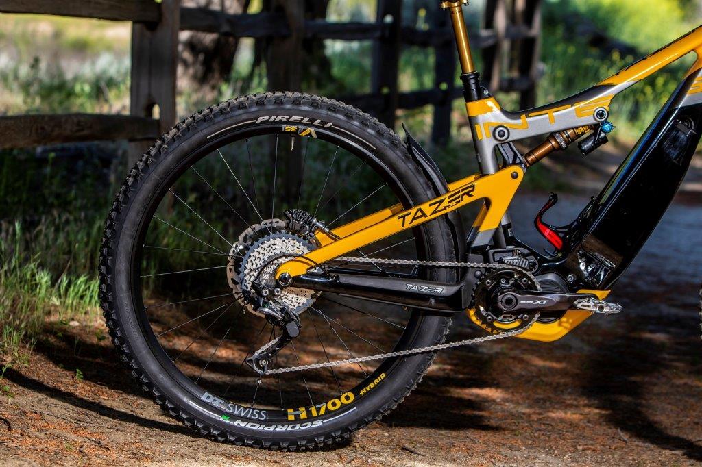 Pirelli's Scorpion Mountain Bike Tyre range